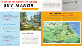 Sky Manor Aero Estates Flyer